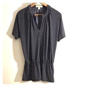 Michael Kors Dressy Top Size Small